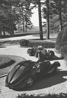 La Bugatti 1938 Type 57 SC Atlantic Coupé fétiche de Ralph Lauren