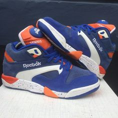ea811225f1b7 Depop - The creative community s mobile marketplace. ReebokPumpDeliveryKicksPump  ShoesPumps