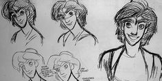 Discover a gallery of 40 Original Concept Art by Disney Artist Glen Keane. Glen Keane is an American animator, author and illustrator. Keane is best known