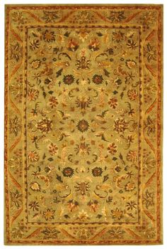 $5 Off when you share! Safavieh Antiquities Antiquities AT52A Wine Rug   Traditional Rugs #RugsUSA