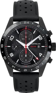 La Cote des Montres : La montre Montblanc TimeWalker Chronograph UTC - Le parfait compagnon de voyage des globetrotters modernes
