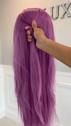Down Hairstyles For Long Hair, Braids For Long Hair, Cool Hairstyles, Braided Hairstyles, Hairdos, Box Braids, Updos, Hair Upstyles, Hair Affair