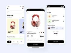 Flow App, User Flow, Directory Design, App Design Inspiration, Music App, Mobile App Design, Job Opening, Mobile Application, Branding Design