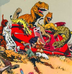 cadillacs and dinosaurs | Cadillacs and Dinosaurs Download Movie Pictures Photos Images