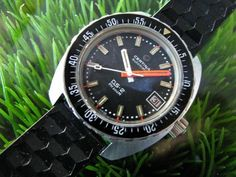 VINTAGE CERTINA DS-2 PH200m DIVER STEEL AUTO | eBay