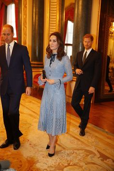 Pregnant Kate Middleton returns to royal duties | Daily Mail Online