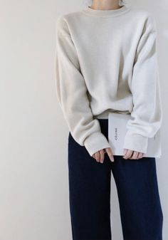 Korean Fashion Trends you can Steal – Designer Fashion Tips Minimalist Fashion Women, Minimal Fashion, Monochrome Fashion, Minimal Style, Look Fashion, Fashion Outfits, Womens Fashion, Fashion Hats, Fashion Ideas