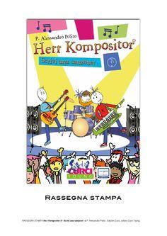 La rassegna stampa di Herr Kompositor - Scrivi una Canzone! - Edizione Curci