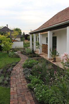 Házprojekt: ennyit változott a kert 7 hét alatt