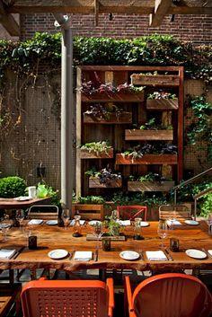 46 Ideas De Restaurantes Con Jardin Disenos De Unas Restaurantes Decoración De Unas