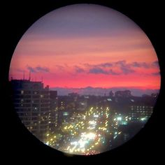 February Challenge, Toronto Photography, Little Planet, Sunset Photos, Telescope, Airplane View, Distance, Planets, The Neighbourhood