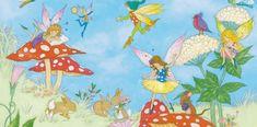Sarja: Wall Mural - Fairy Tales Tuotenumero: 00425 Idealdecor valokuvatapetti, 183 x 254 cm