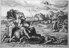 Hendrik Goltzius: Engravings for Ovid's Metamorphoses II