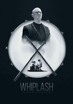 Whiplash #alternative #movie#art#poster #complex #illustration #film #creative