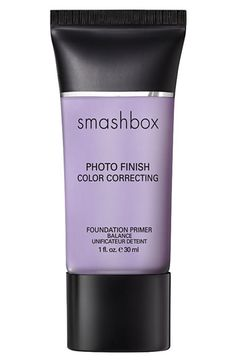 Smashbox 'Photo Finish - Balance' Color Correcting Foundation Primer available at #Nordstrom