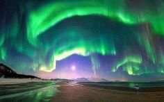 Aurora Borealis.. Beautiful