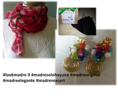 #lookmadre II #madresolohayuna #madreoriginal #madreelegante #madremasart