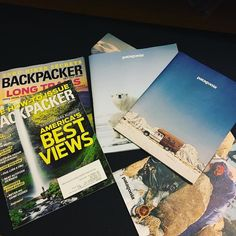 Planning backpacking trip in year 2017