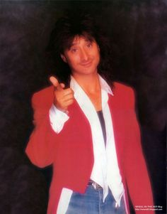 Steve Perry / Journey / Hot