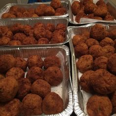 #buffaloChicken #arancini with chunks of #bleuCheese and #scallions in a #kerryGold rice! #RIDGEWOODMARKET is back with a night market! Saturday March 5th we will be at the #gottscheerhall (657 fair view avenue) in #queens #newyork ! We will have a variety our delicious #riceballs with us! Stop by and enjoy  #queensNy #ridgewood #glendale #howardBeach #ozonePark #goodeats #foodporn #gourmet #artisan #artisanmarket #supportLocalBusiness #supportLocal #leahsitalianapples #like #follow #SHARE…