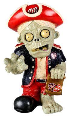 Atlanta Falcons Resin Zombie Figurine