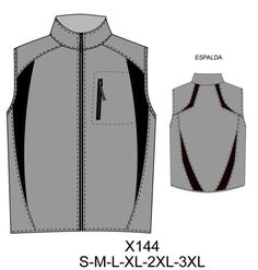 Chaquetas In the last 30 years, the evolution of fashion has been in parallel with Chaleco Casual, Sporty Outfits, Fashion Outfits, Sport Fashion, Mens Fashion, Kids Sportswear, Gym Outfit Men, Flat Sketches, Evolution Of Fashion