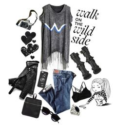 """""""COOL KIDS WEAR BALCK!!"""" by av-anul ❤ liked on Polyvore featuring BOSS Black, Bristols6, Citizens of Humanity, Abercrombie & Fitch, Casetify, Kara, Eos, Gucci, Chicnova Fashion and stylemoi"""