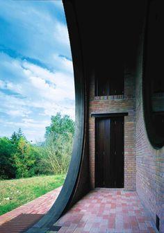 Paolo Zermani | Casa Zermani | Varano, Parma, Italia | 1997