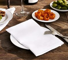 Caterer's Box Bar Towel, Set of 2 #potterybarn