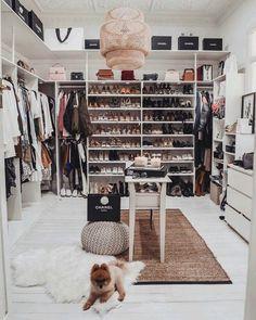 Wardrobe closet organization declutter ideas for 2019
