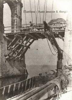 Ponte levatoio di S.Giorgio - Mantova