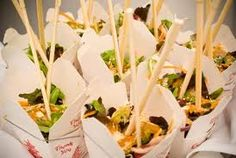 food stations at wedding - Google Search