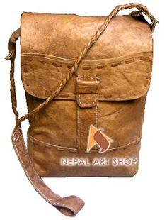 Delhi - Leather Backpack www.ciaobella.net.nz Leather Bags NZ ...