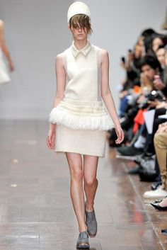 Simone Rocha | Fall 2012 Ready-to-Wear Collection | Vogue Runway