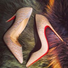 #Louboutin #shoes - www.beautylicieuse.com