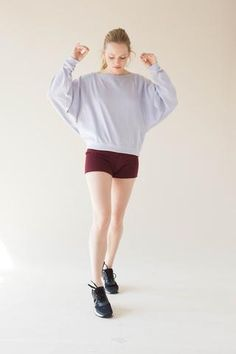 Open Back Tie Pullover