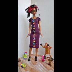 Fashion by @schaurein Barbie Dolls, Friends, Fashion, Clothing, Amigos, Moda, Fashion Styles, Fashion Illustrations, Boyfriends