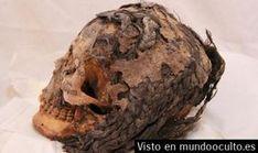 mujer egipcia con extensiones de cabello descubiertos en Armana3300 años