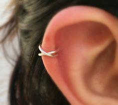 Earrings Cartilage Earrings Twisted Ear cuffBoho