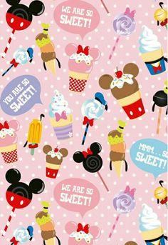 40 Trendy Wallpaper Iphone Disney Minnie We Heart It Mickey Mouse Wallpaper, Disney Phone Wallpaper, Wallpaper Iphone Cute, Cartoon Wallpaper, Tsum Tsum Wallpaper, Disney Phone Backgrounds, Disney Snacks, Disney Food, Disney Mickey