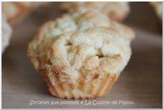 Streusel aux pommes (gâteau brioché alsacien)