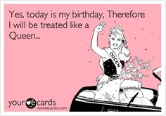 Yup. Today was the day I turned 13. official teenager comin' through. So ya'll can praise me now. thank you. <3