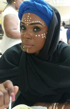 Nubian for a day