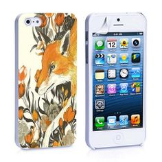 fox skets iPhone 4, 4S, 5, 5C, 5S Samsung Galaxy S2, S3, S4 Case – iCasesStore