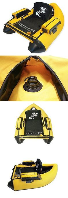 Float Tubes 179995: Caddis Sports Premier Plus Float Tube, Yellow BUY IT NOW ONLY: $187.41