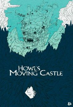 Howl's Moving Castle, text; Studio Ghibli