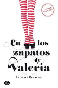 En los zapatos de valeria-saga valeria 1 - Distribuciones Cimadevilla