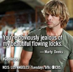 Deeks>everything else in the world