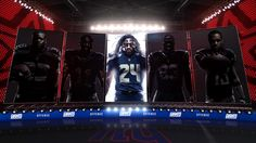 Thursday Night Football on Behance