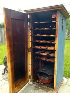 15 Homemade Smokers To Infuse Rich Flavor Into BBQ Meat Or Fish This Summer.